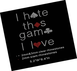 "Black Apron, ""I Hate This Game I Love"""
