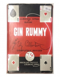 Culbertson System of Playing Gin Rummy: Revised Ed