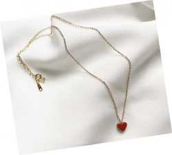 Necklace in Silver or Gold Finish