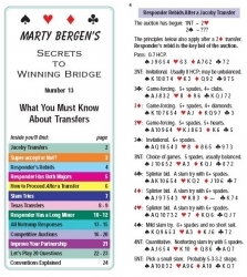 Secrets to Winning Bridge #13 : What you must know about Transfe