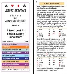 Secrets to Winning Bridge #23:DONT