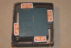 Set of 16 Duplicate Boards 1932